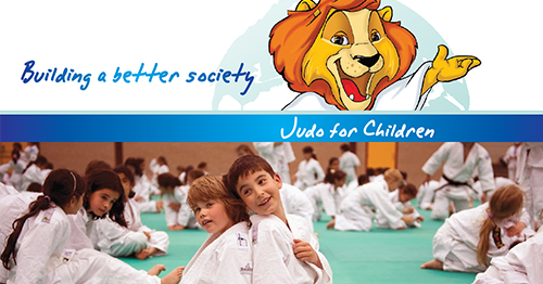 judoforchildren banner